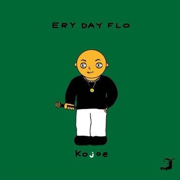 Kojoe x Aaron Choulai - ERY DAY FLO [CD]