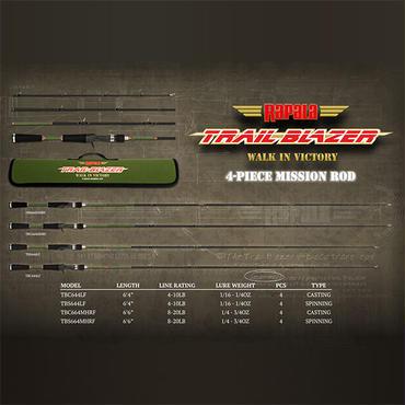 TBC644LF トレイル ブレザー ベイトモデル  ファスト