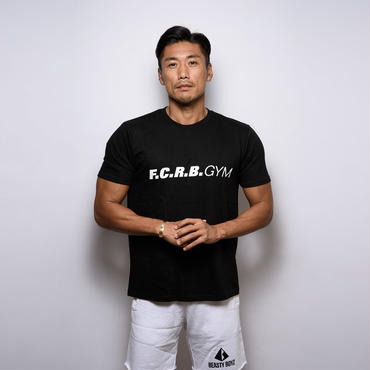 【完売しました / 再入荷はございません】F.C.R.B GYM×BEASTY BOYZ コラボ Tシャツ カラー:ブラック 品番:1002