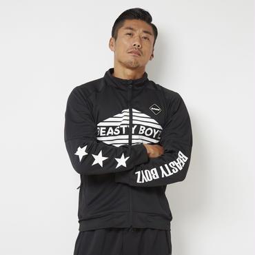 F.C.R.B GYM×BEASTY BOYZ コラボ ジャケット カラー:ブラック 品番:1005