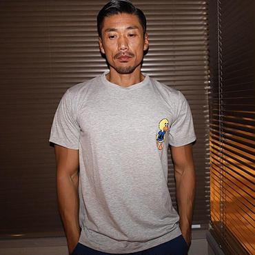ダックTシャツ カラー:グレー 品番:0022