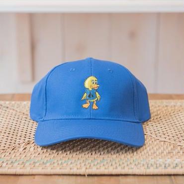 Duck刺繍CAP カラー:ブルー 品番:1014