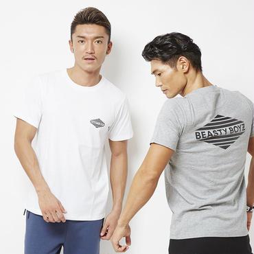 ロンバスロゴTシャツ      カラー:ホワイト 品番:0006