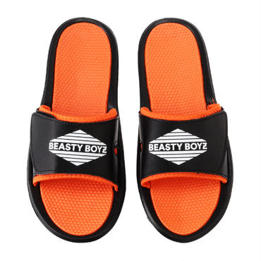 BEASTYBOYZ トレーニングサンダル   カラー:オレンジ 品番:1010