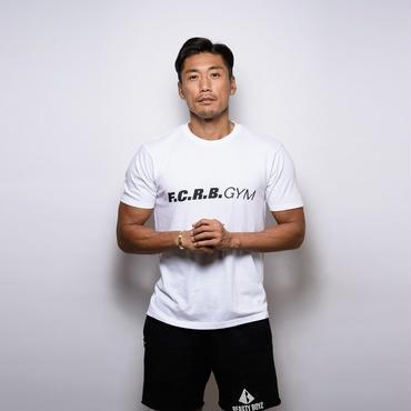 【完売しました / 再入荷はございません】F.C.R.B GYM×BEASTY BOYZ コラボ Tシャツ カラー:ホワイト 品番:1002