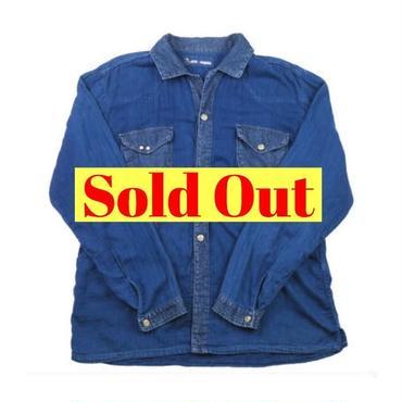 KAPITAL(キャピタル) コットンシャツ