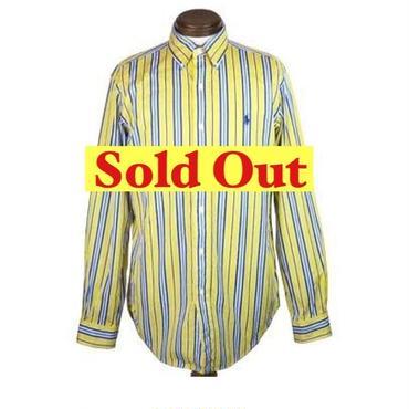 Ralph Lauren(ラルフローレン) ストライプ ボタンダウンシャツ 1