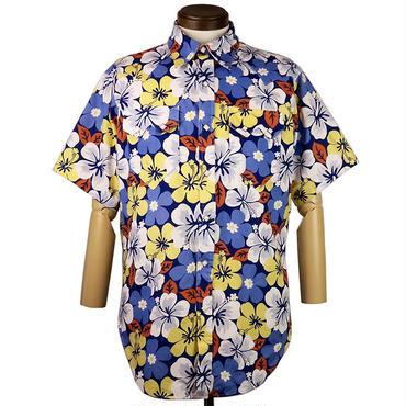 ROCKMOUNT(ロックマウント) 花柄ウエスタンシャツ