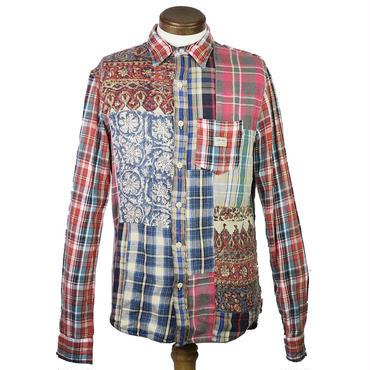 DENIM & SUPPLY(デニムアンドサプライ) パッチワークシャツ 1