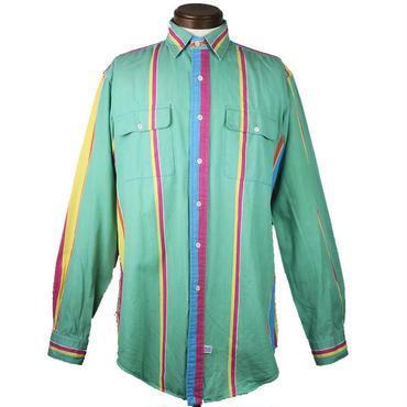 Polo Ralph Lauren(ポロラルフローレン) マルチカラーストライプシャツ