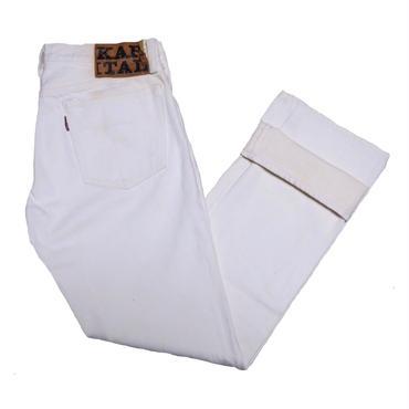 KAPITAL(キャピタル) ホワイトデニムパンツ