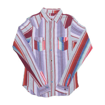 KAPITAL(キャピタル) ウエスタンシャツ