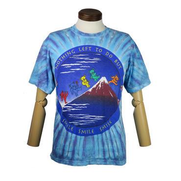 GRATEFUL DEAD(グレイトフルデッド)デッドベア タイダイTシャツ