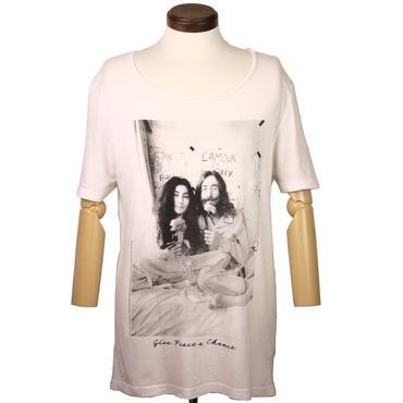 H & M(エイチアンドエム) John & Yoko Tシャツ