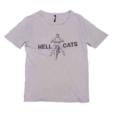Nudie Jeans(ヌーディージーンズ) プリントTシャツ