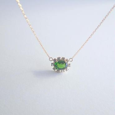 Sparkle  pendant(ダイオプサイト)