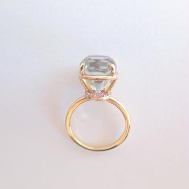 Jewel Ring (グリーンクォーツ)