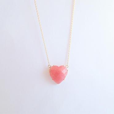 Heart Pendant(インカローズ)