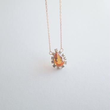 Sparkle  pendant(シトリン)