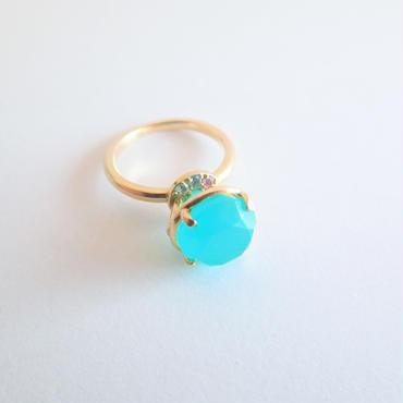 Jewel Ring (シーブルーカルセドニー)