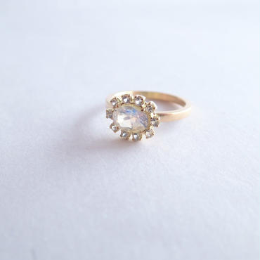 Sparkle ring(ムーンストーン)