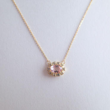 Sparkle pendant(モルガナイト)