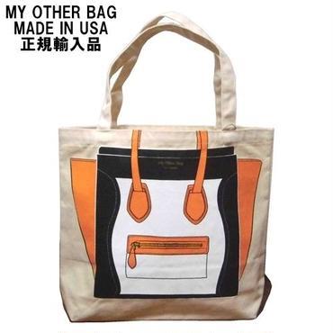 My Other Bag マイアザーバッグ トートバッグ madison black tan マディソン ブラックタン キャンバス エコバッグ 正規品