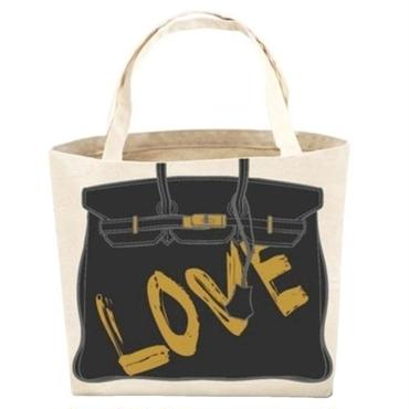 My Other Bag マイアザーバッグ ラブ トートバッグ 正規品 AUDREY LOVE トートバック アメリカ製 キャンバス エコバック