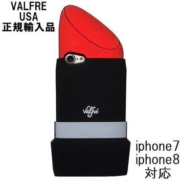iphone8 iphone7 ケース シリコン 口紅 Valfre ヴァルフェー LIPSTICK 3D IPHONE CASE リップスティック
