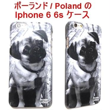 MrGUGU&MissGO ミスターググアンドミスゴー 可愛い パグ PUG phone case iphone 6 6s 犬 アイフォン シックス エス ケース かわいい 犬 海外 ブランド