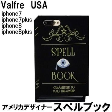 Valfre iphone8 iphone7 iphone8plus iphone7plus ケース SPELL BOOK 3D