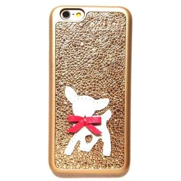 mabba マッバ 滑らか 羊毛 バンビ iphone6ケース ドイツ 高級 レザー iphone 6 6s ケース 本革 カバー アイフォン apple6 海外 ブランド