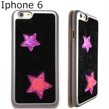 mabba マッバ ドイツ デザイン ロマンチック スター iphone6ケース ドイツ レザー iphone 6 ケース 本革 カバー アイフォン アイホン シックス 星 海外 ブランド