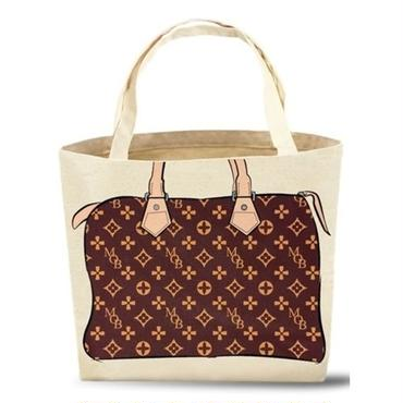 My other bag マイアザーバッグ おしゃれなトートバッグ ZOEY TONAL BROWN エコ レディース 布 人気 まちあり 正規品