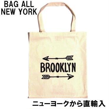 Bag all バッグオール トートバッグ BROOKLYN ARROW TOTE ブルックリンアロー エコバッグ 折りたたみ
