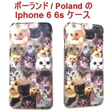 MrGUGU&MissGO ミスターググアンドミスゴー ポーランド の キャット Catz phone case iphone 6 6s アイフォン シックス エス ケース 猫カバー 海外 ブランド