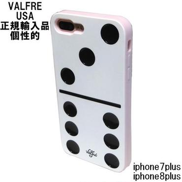 Valfre iphone7plus iphone8plus ケース DOMINO 3D IPHONE CASE