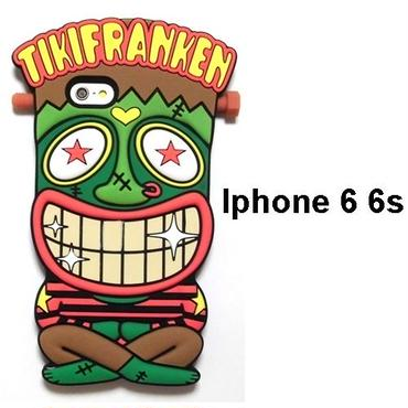 candies キャンディーズ Tiki Franken iphone 6 6s case iphone6s ケース 立体 オシャレ おもしろ シリコン ブランド