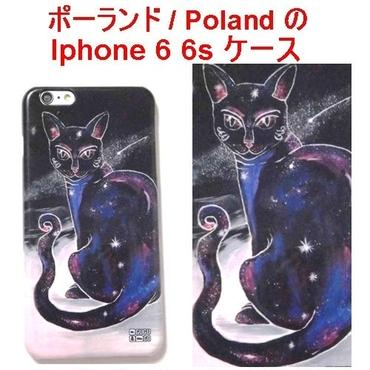 MrGUGU&MissGO ミスターググアンドミスゴー ポーランド の キャット galatic cat phone case iphone 6 6s アイフォン シックス エス ケース ネコ 海外