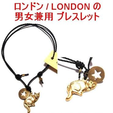 英国の 猫 ブレスレット メンズ レディース daniela sigurd jewelry Cat and black star bracelet