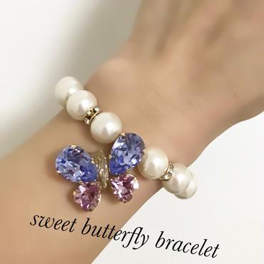 sweet butterfly bracelet