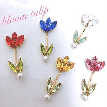 bloom tulip(両耳)