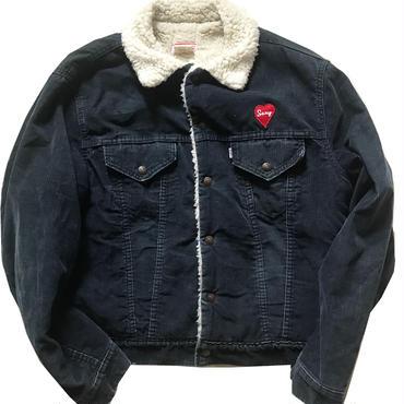 くらぶセクシー levis custom boa jacket