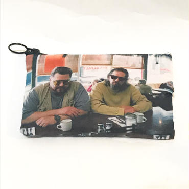 "Besidethebag ""Big brother minicard pouch"