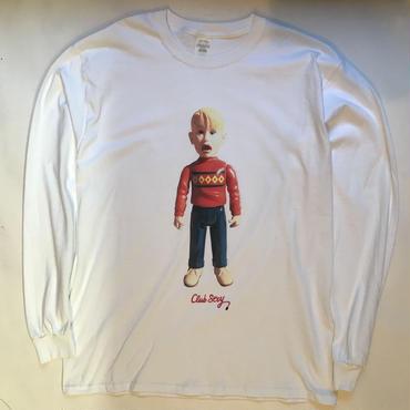 くらぶセクシー マコーレ long sleeve T  shirts