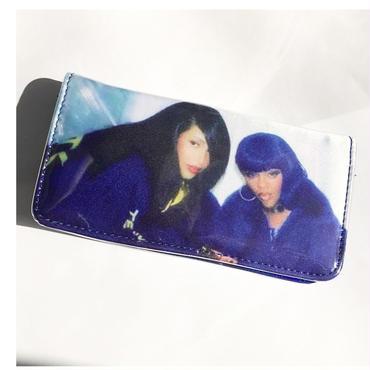 "nananana x besidethebag iPhone case ""best friends """