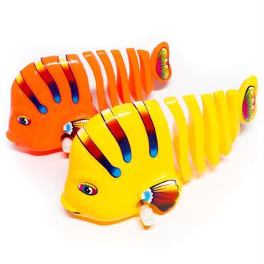 官能的な熱帯魚