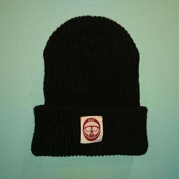 DSF LOGO knit black
