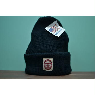 DSF LOGO knit navy