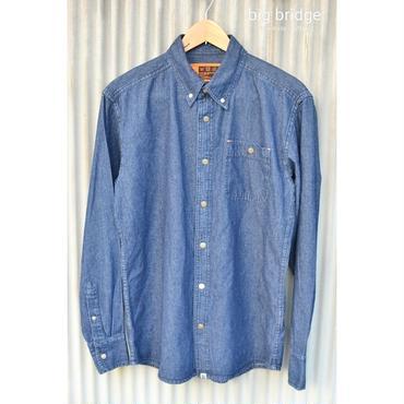 デニムワークシャツ